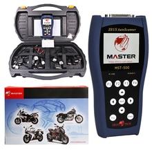 ZEUS ручной сканер неисправностей MST-500 OBD мотоциклетный сканер диагностический инструмент Поддержка большинства мотоциклов для YAMAHA, KAWASAKI, SUZUKI
