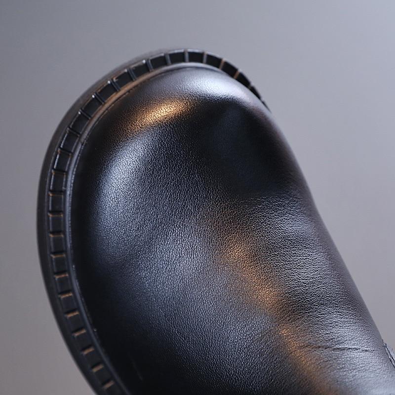 e inverno sapatos com cano medio princesa 02