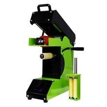Многофункциональная машина для печати на кружках с вращением на 360 градусов, термопресс, переносной сублимационный принтер AP1825