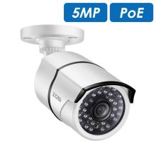 ZOSI PoE ip camera 5MP HD Outdoor Waterproof Infrared 30m Ni