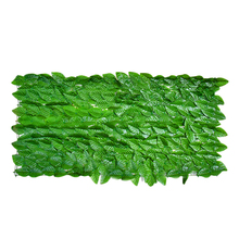Home-Decor Topiary Hedge Privacy-Screen Garden Fence Artificial-Leaf Backyard Plant Uv-Protection