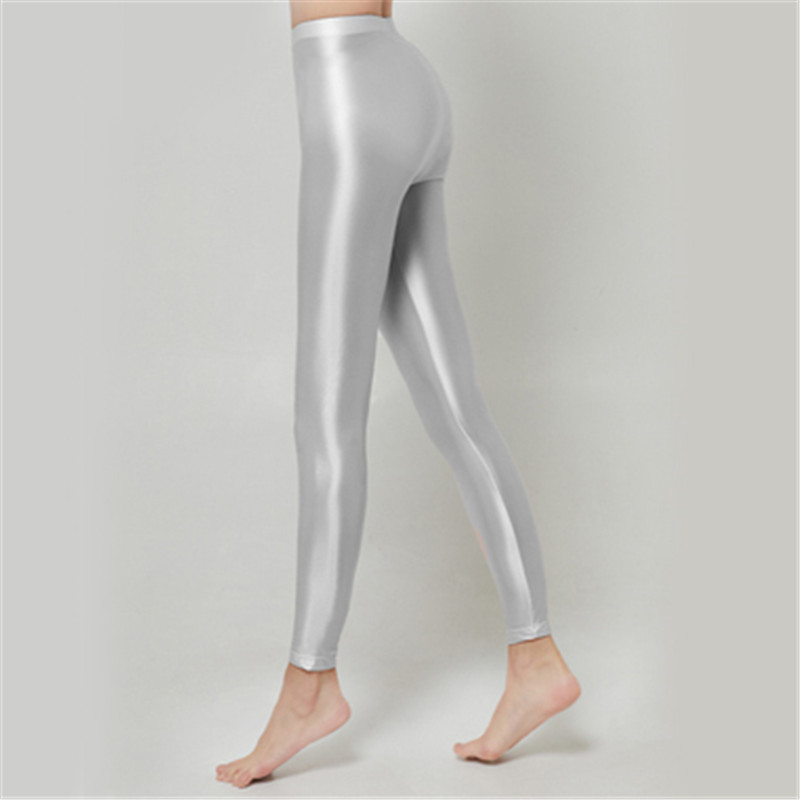 Permalink to New Colour Sexy Stockings Shiny Yoga Leggings Sport Women Fitness Japanese Pantyhose High Waist Tights Sport Type Fit Item Type