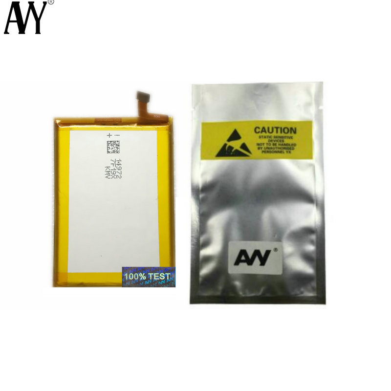 AVY Battery For Homtom S99 Mobile Phone Replacement 6600mAh Li-ion Batteries Bateria 100% Tested In stock(China)