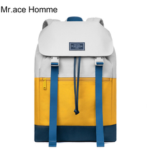 Mr.ace Homme Colorful Laptop Backpack With Lid Women Cover School Backpack Men Waterproof Travel
