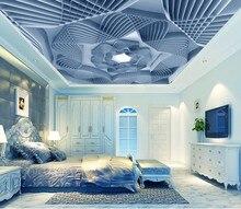 3d stereo European pattern ceiling background wall murals wallpaper
