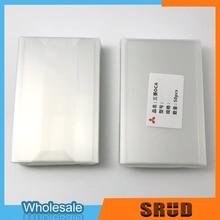 Универсальная оптическая прозрачная клейкая пленка для телефона и планшета Mitsubishi 4,5 мкм, 50 шт., пленка OCA 4 4,7 5,3 5 5,5 6,3 6,44 7,9 7 дюйма