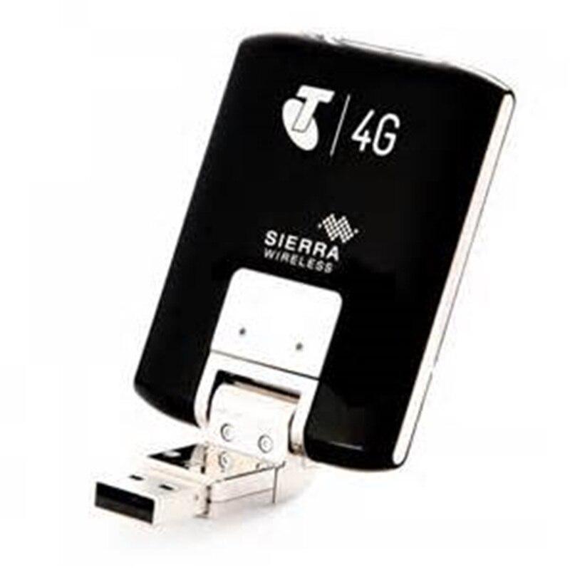 Unlocked  4g Lte Modem Aircard Sierra 320U 4G LTE Modem Card 100Mbps Lte 4g USB Dongle