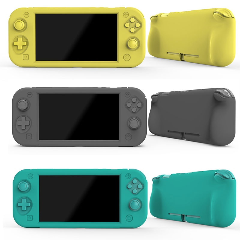Case For Nintendo Switch Lite Soft Silicone Case Cover Silicon Protective Case TPU Shells For Nintendo Switch Lite Fundas Coque