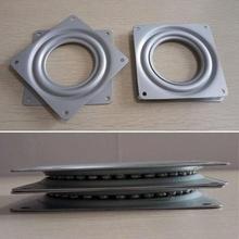 4,5 дюймов Малый выставочный поворотный стол подшипниковая поворотная пластина Базовая петля фитинг для механических проектов