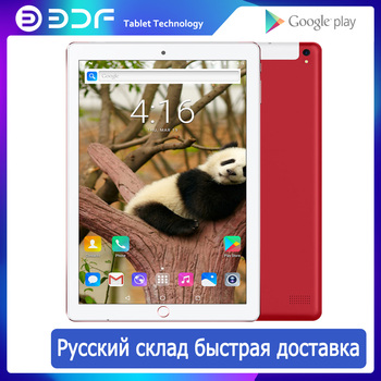New 10.1 inch Android 7.0 Tablet Pc 3G Phone Call Dual SIM Card Google Play Dual Camera WiFi GPS Bluetooth 10 Kids Tablets