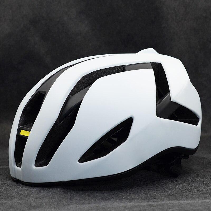 Спортивный шлем на открытом воздухе, шлем для горного велосипеда, велосипедный шлем со встроенной формой для мужчин и женщин, безопасная ша...