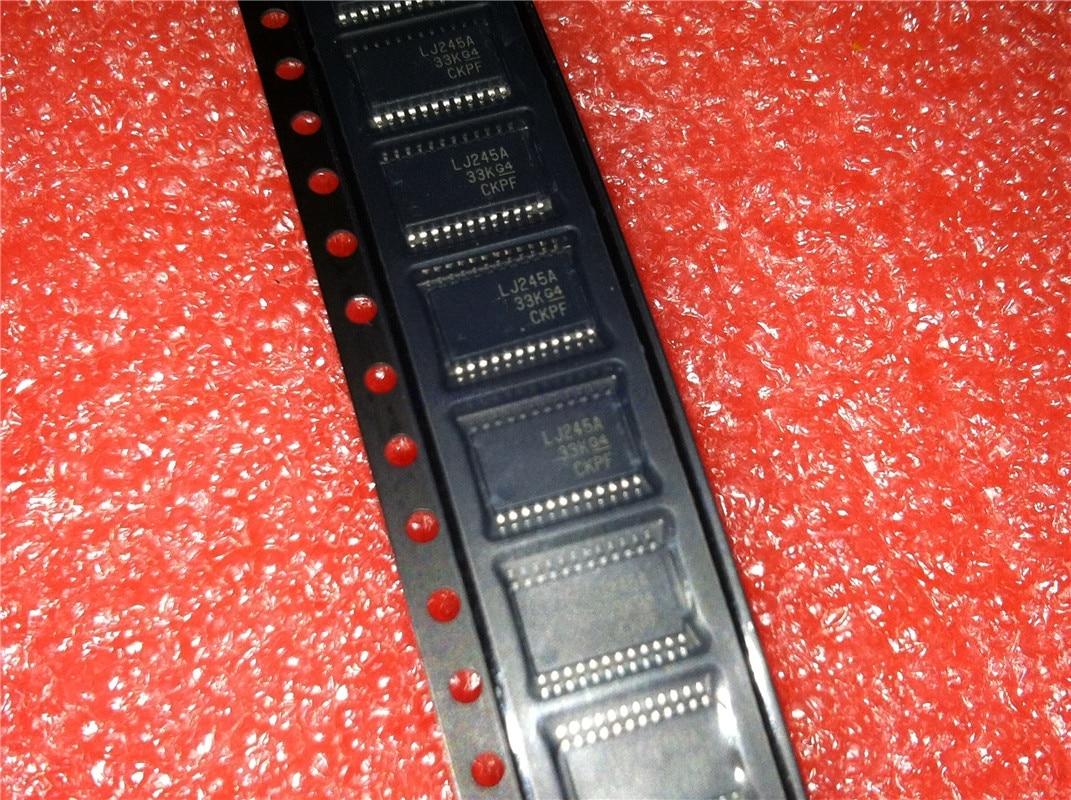 1pcs/lot SN74LVC4245APWR LJ245A TSSOP-24 In Stock