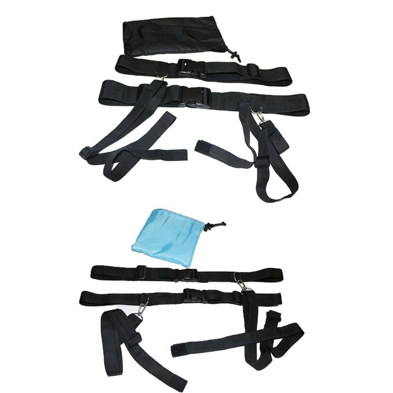 Basketball Football Agility Defensive Ability Training Equipment Belt For Kids