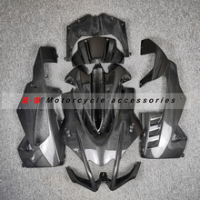 Fairing-Body-Kit Carbon-Fiber Aprilia Rsv4 Bodywork for Spoiler Modified-Case Air-Guide-Sleeve