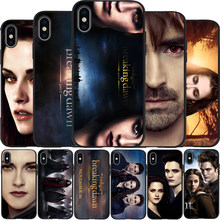 The Twilight Saga Breaking Dawn Part Cover Soft Silicone black Phone Case For iPhone 5 5S SE 6 7 8 plus X XR XS Max 11 PRO Max(China)