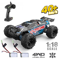 9302E RC Car 4WD Off Road 2.4G 40KM/H High Speed Radio RC Car Electric Toys Racing Remote Control Trucks For Children