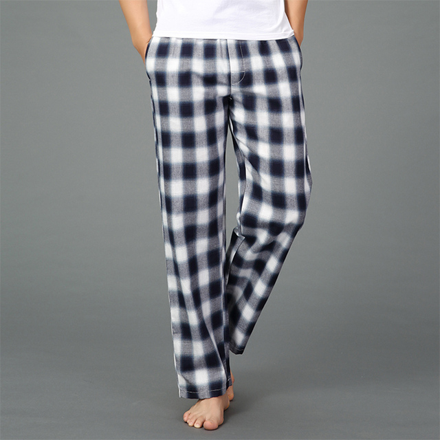 100% Cotton Pajama Pants For Men 3