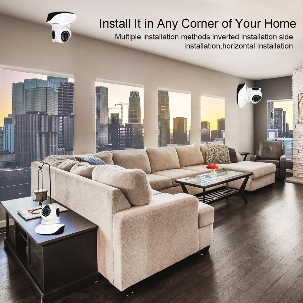 Image 5 - IP Camera Wireless Home Security Camera Surveillance Camera Wifi Night Vision CCTV CameraSurveillance Cameras   -