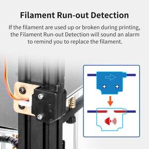 Image 3 - 2020 Tronxy Dual estrusore 2 in 1 out stampante 3D Multi color ciclope testa kit fai da te bel aggiornamento per la stampa di due gradienti di colore