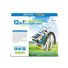 Educational-Toys Science-And-Education Diy Solar 13-In-1 Self-Assembled Smooth-Surface