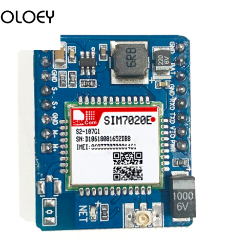 SIMCOM SIM7020E Development Board, SIM7020E NBIOT Development Board, SIM7020E TTL Embedded Communication Board, NBIOT KIT