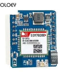 SIMCOM SIM7020E scheda di sviluppo, SIM7020E NBIOT scheda di sviluppo, SIM7020E TTL integrato scheda di comunicazione, NBIOT KIT