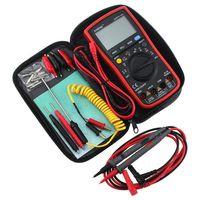 ANENG 19999 zählt Digital Multimeter AN870 True RMS Spannung Amperemeter Strom Meter-in Multimeter aus Werkzeug bei