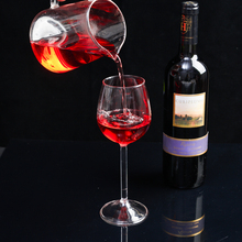 Изысканное Европейское Хрустальное стекло Акула красное вино бокал es чашка стекло 300 мл Акула Стиль