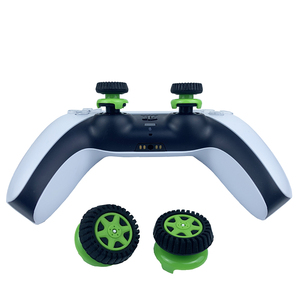 Image 4 - PS5 عصا التحكم السيطرة فبس فريك الإبهام قبضة المقود قبعات ل PS5 تحكم المقود غطاء الإطارات مصممة قبعات ل PS5/ PS4