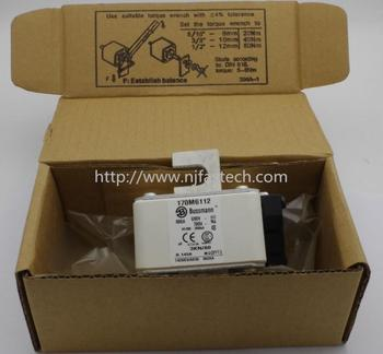 New original square body fuse 800A 170M6112 automotive fuse electrical fuse types