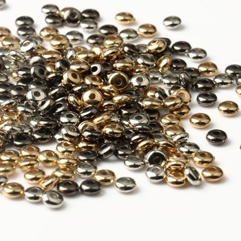 4mm 6mm Round CCB Rondelle Loose Spacer Beads for Jewelry Making Supplies Diy Charms Bracelet Necklace Accessories Wholesale 100 300pcs lot flower loose beads for necklace bracelet diy findings accessories ccb spacer end beads jewelry making supplies