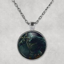 Killer Croc Photo Necklace Pendant Mother's Day Birthday Gift Custom Jewellery c