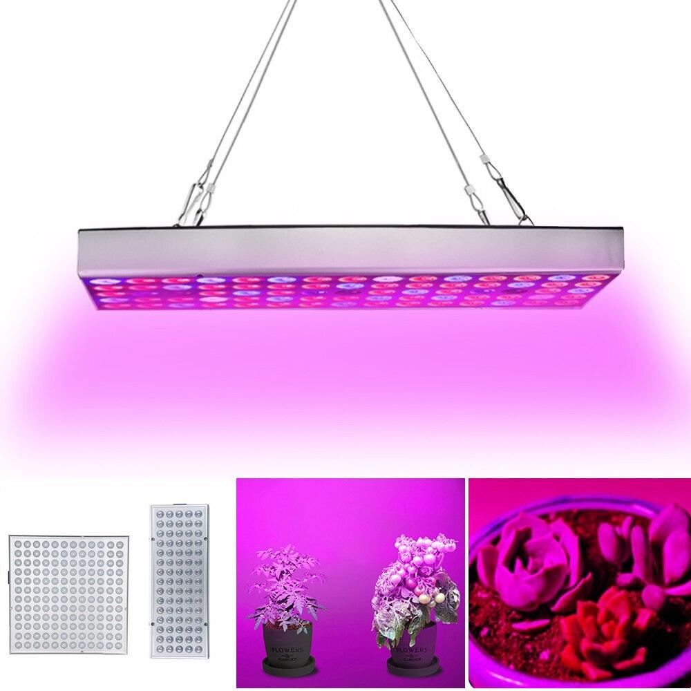 25 Вт 45 Вт светодиодная световая панель для проращивания красный синий белый IR UV Led Grow Light Full Spectrum Fitolampy для комнатных растения парниковые гидропоники