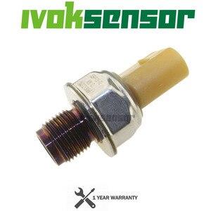 Image 2 - 55PP26 02 Genuine Fuel Rail Pressure Sensor 55PP26 02 For VW T5 AUDI A3 A4 A5 A6 Q5 03L906051, 03L 906 051 057130764H 2.0 Diesel