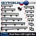 SKYWORLD светодиодный бар Offroad 12V, 4, 7, 9, 12, 14, 17 20 23 25 28 36-44