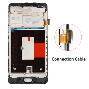 Image 3 - Original TFT LCD For Oneplus 3 Display Oneplus 3T LCD Display Touch Screen with Frame A3010 Three 1+3 3 T Replacement A3000