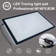 A2 Elice Drawing Tablet LED Digital Graphics Light light Pad