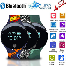 2019 Popular Children Watches For Girls Boys Electronic LED