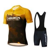Nova camisa da equipe de ciclismo pro 2021 newset verão secagem rápida roupas bicicleta maillot ropa ciclismo mtb ciclismo roupas dos homens terno