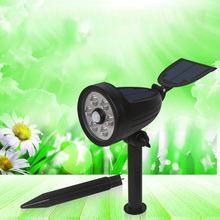 Garden Decoration Lights IP65 Waterproof Wall Lamp Outdoor Motion Sensing Led Solar Lawn Light Outdoor Guirlande Lumineuse Led