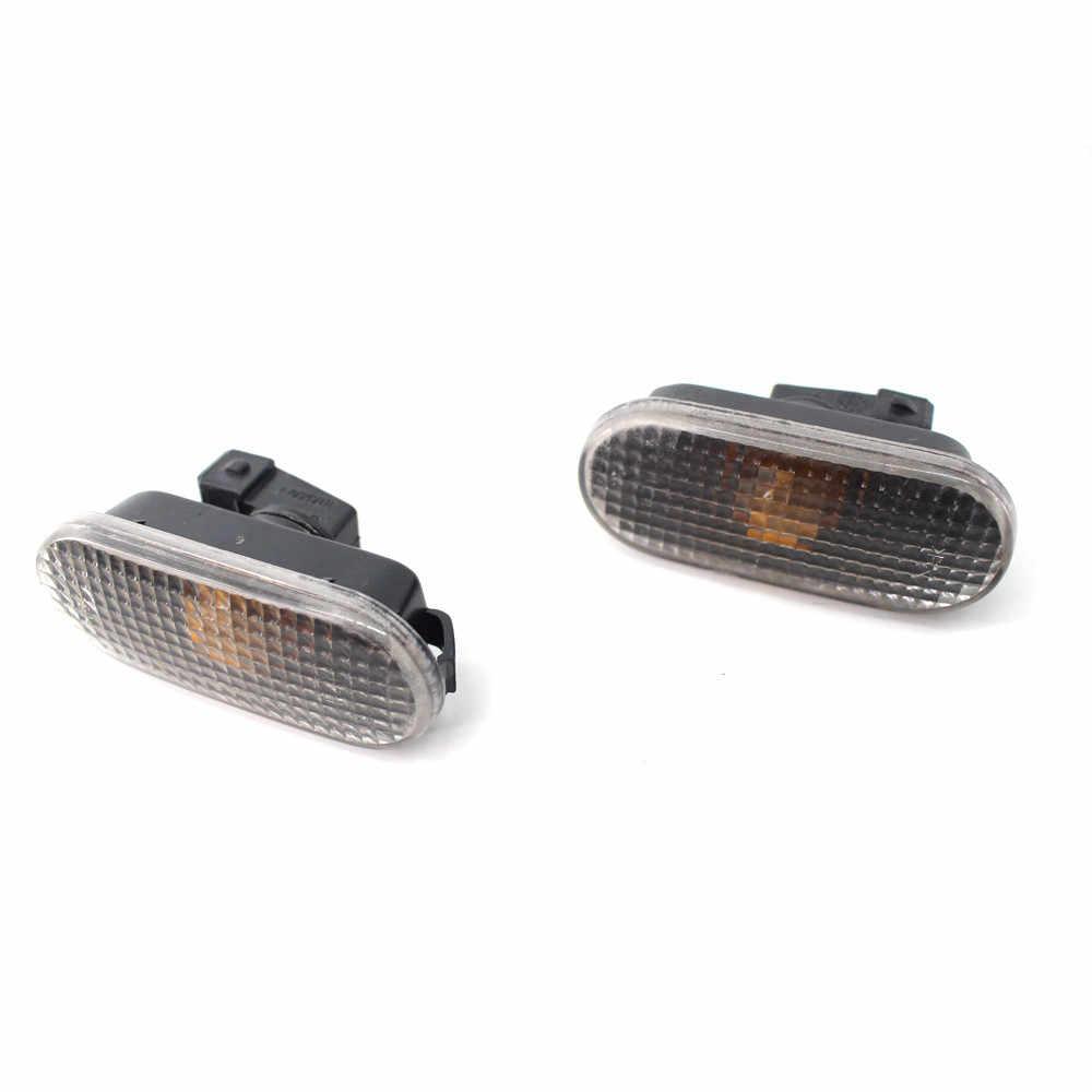 Marqueur latéral, lampe clignotant, lentille fumée pour Golf pour Jetta Bora MK4 et Passat B5/B5.5, LED-1999, 2004