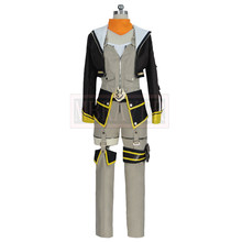 2020 RWBY Saison 7 Gelb Trailer Yang Xiao Long Cosplay Kostüme Uniform Party Uniform Anzug Anime Kleidung(China)