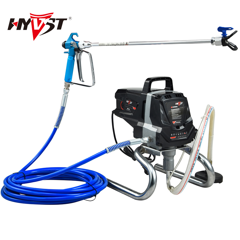 Decora Electric Portable Improvements Sprayer HYVST Family Professional Do Home Airless Sprayer Painting Home  Paint Paint   DIY