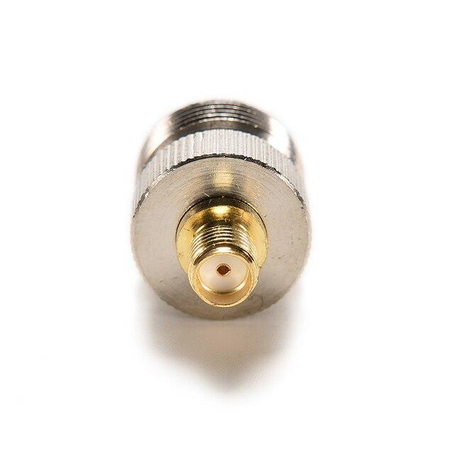 Prise femelle pratique Dapter SO239 UHF à connecteur RF femelle SMA droit