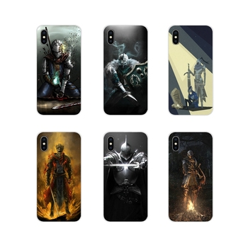 Transparent Soft Shell Covers Dark Soul Lordran Astora Knight For Huawei Mate Honor 4C 5C 5X 6X 7 7A 7C 8 9 10 8C 8X 20 Lite Pro image