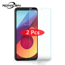 2PCS Screen Protector sFor LG G6 Glass Phone Tempered For LGG6 G 6  H870 H873 Anti Scratch Film [