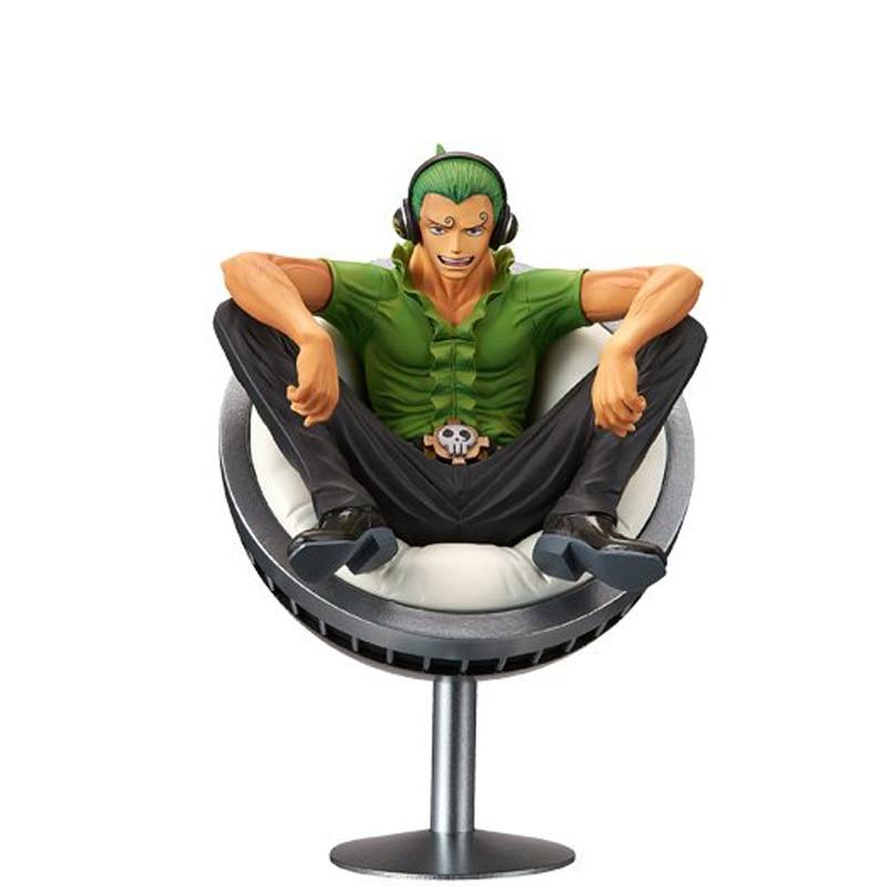 Фигурка японского аниме sanji 11 см Коллекционная модель Зоро