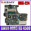 Материнская плата A1771577A MBX-224 M960 1P-009CJ01-8011 для ноутбука SONY Vaio VPCEB VPC-EB HM55 DDR3 HD 4500, материнская плата