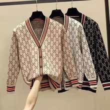 FSDA V cuello pata de gallo chaleco Cardigan 2020 negro suéter sin mangas de las mujeres 2020 de punto Otoño Invierno moda Casual Jersey