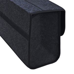 Image 5 - SPEEDWOW 자동차 트렁크 주최자 자동차 소프트 펠트 스토리지 박스화물 컨테이너 박스 트렁크 가방 Stowing Tidying Holder 멀티 포켓